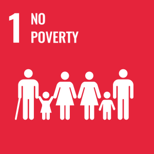 1: No poverty
