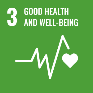 3: Good Health & Well-Being