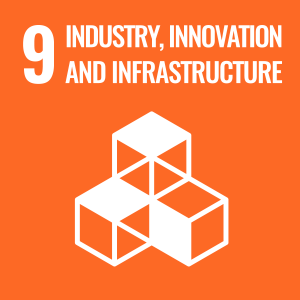 9: Industry, innovation and infrastructure